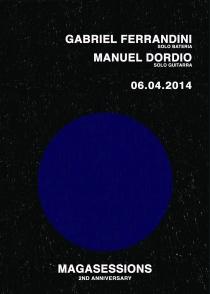 cartaz Manueldini