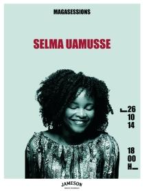Selma Uamusse // 26 Oct '14